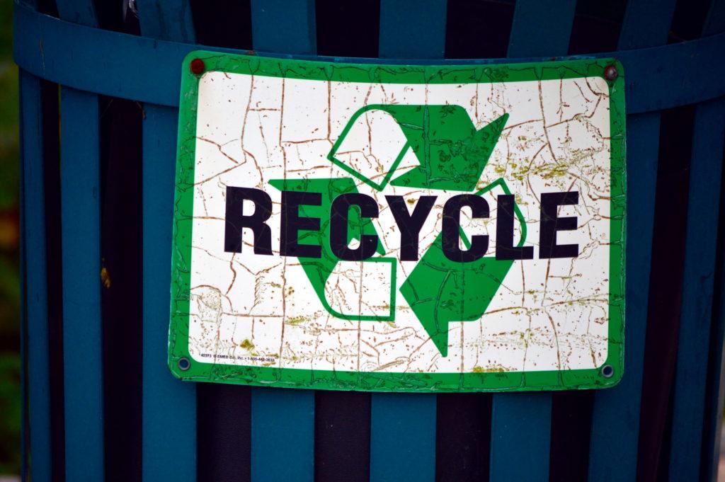 recycler poubelle verte argalys vegan