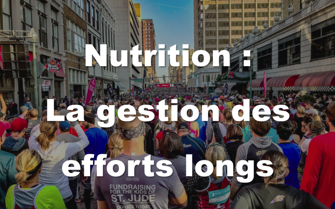Nutrition et sports d'endurance