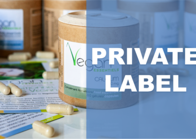 Argalys : private label Supplements and vitamins.
