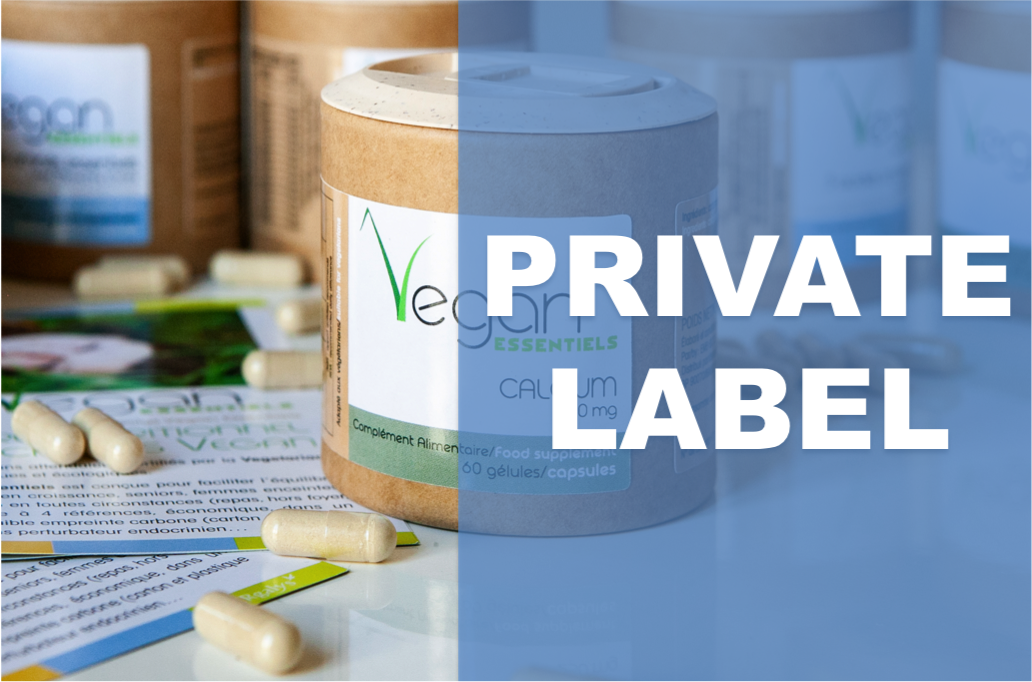 Private label supplements