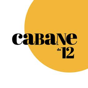 logo cabane du 12 vegan