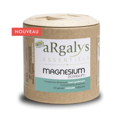 Nouveau complement magnesium potassium