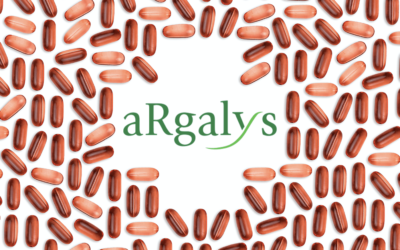 2020: the private label demand for Argalys' food supplements is booming